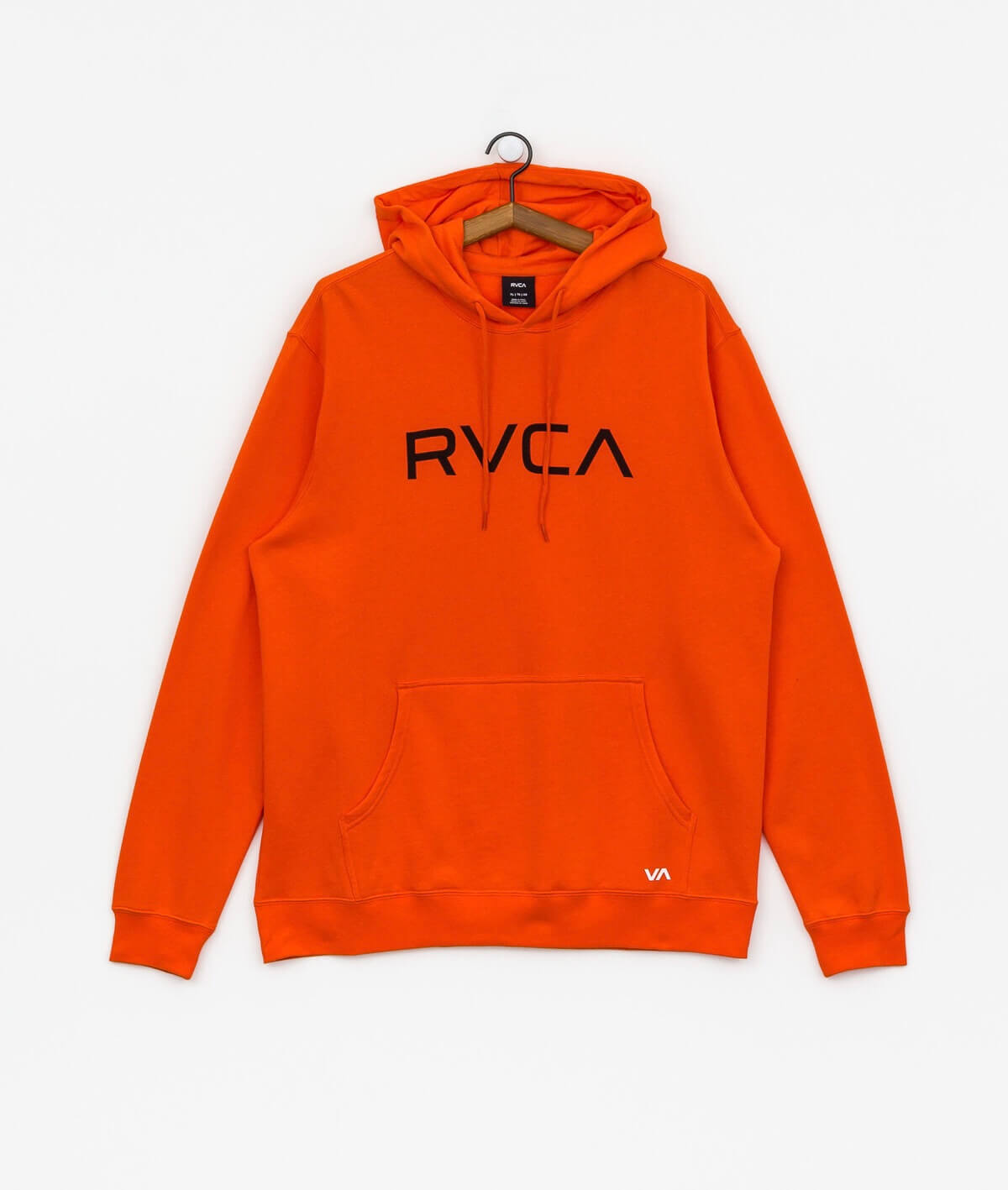 [:es]RVCA Big Rvca Rcy HD Hoodie (orange crush)[:] 1