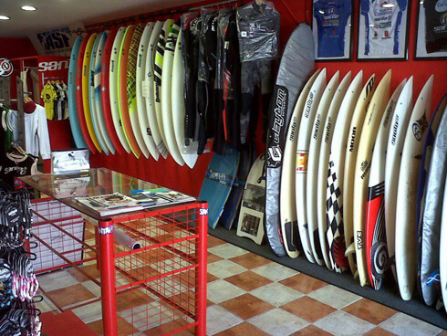 Rent surf equipment in Lanzarote