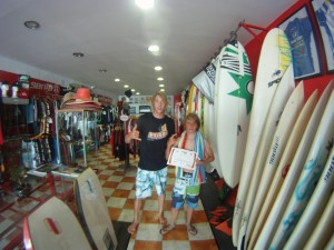 Surf Shop Rental Lanzarote Famara