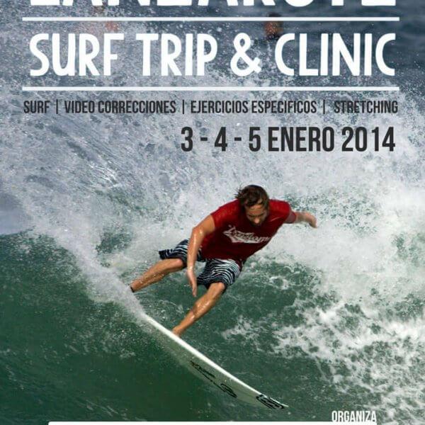 Clinic Surf Lanzarote 2014