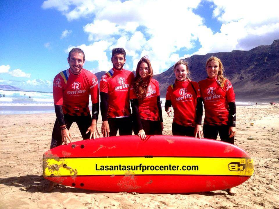 Surf Camp Lanzarote