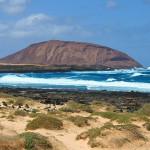 Surf en La Graciosa Islas Canarias