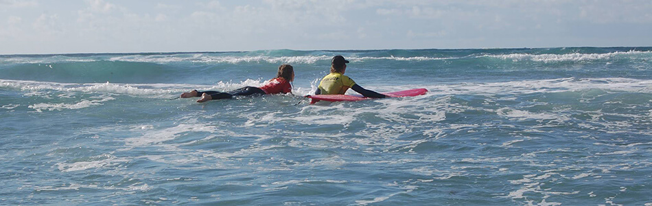 Surf Lessons in Lanzarote