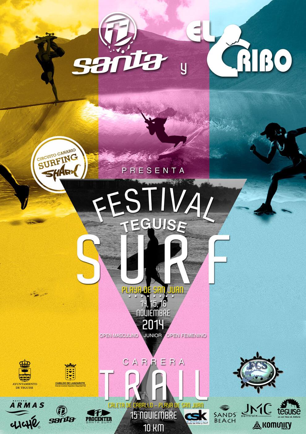Teguise Surf Festival 2014