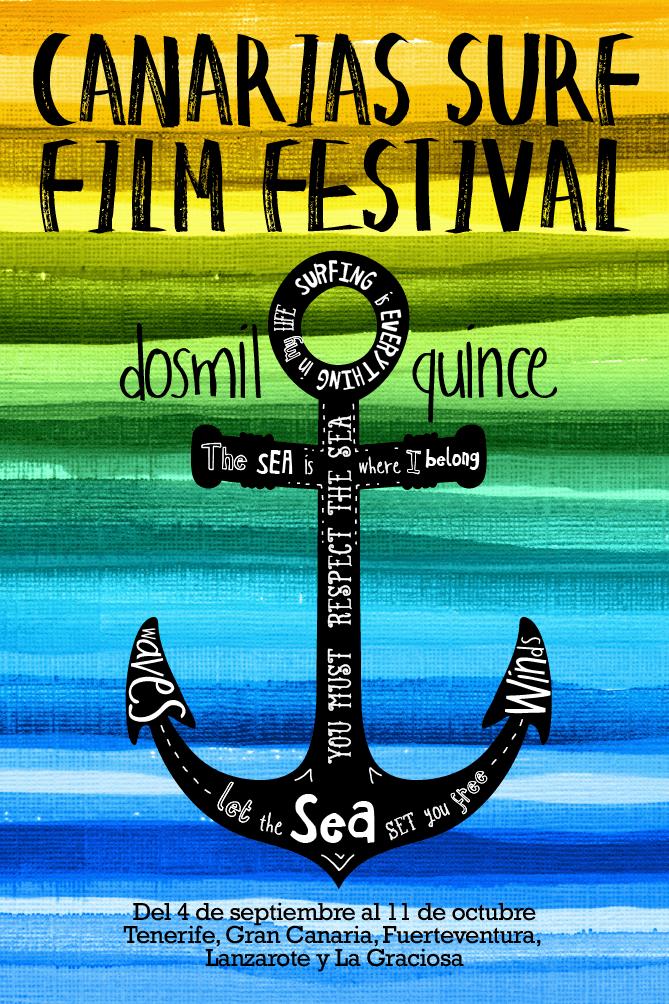 Canarias Surf Film Festival 2015