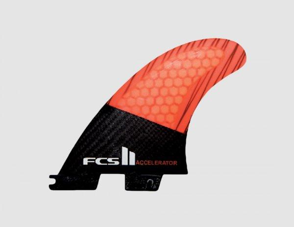 FCSII Accelerator PC Tri CARBON BLACK/RED 2
