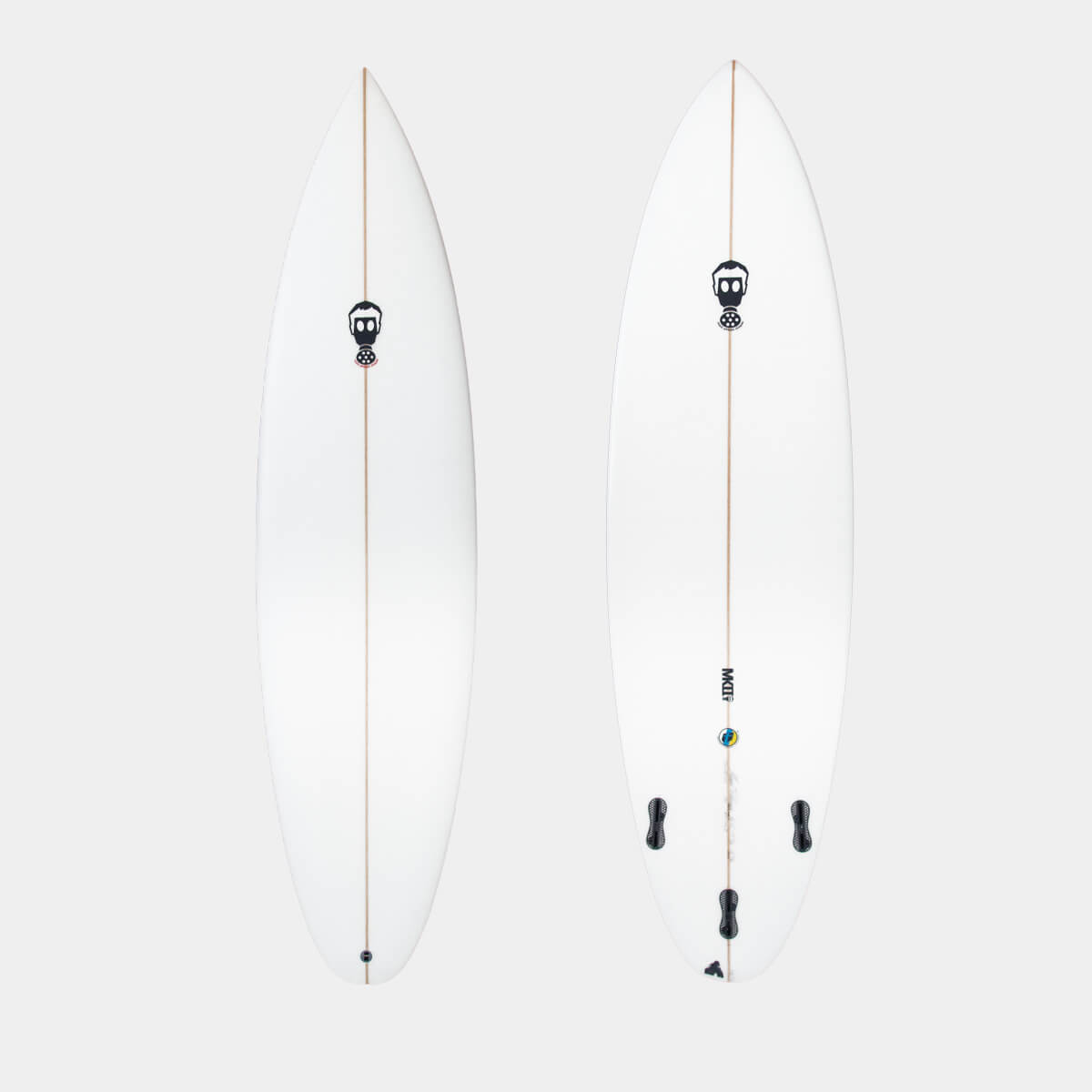 6'5 MARK PHIPPS SURFBOARDS MKII / POLYESTER/ 1
