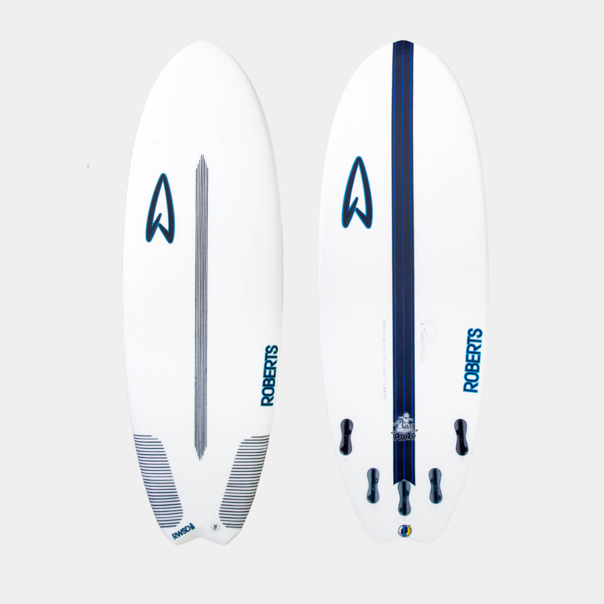 5´2 ROBERTS SURFBOARD / EPS - POOL TOY 1