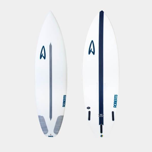 ROBERTS SURFBOARD /EPS-EPOXY/ MODELO BIO DIESEL. 6'6 2