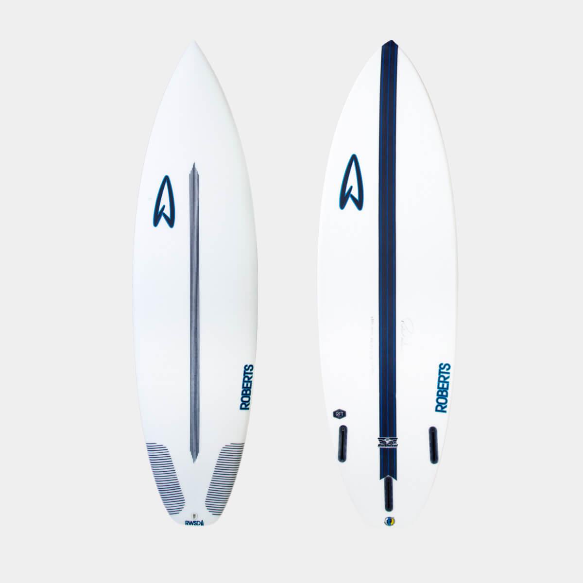 ROBERTS SURFBOARD /EPS-EPOXY/ MODELO BIO DIESEL. 6'6 1