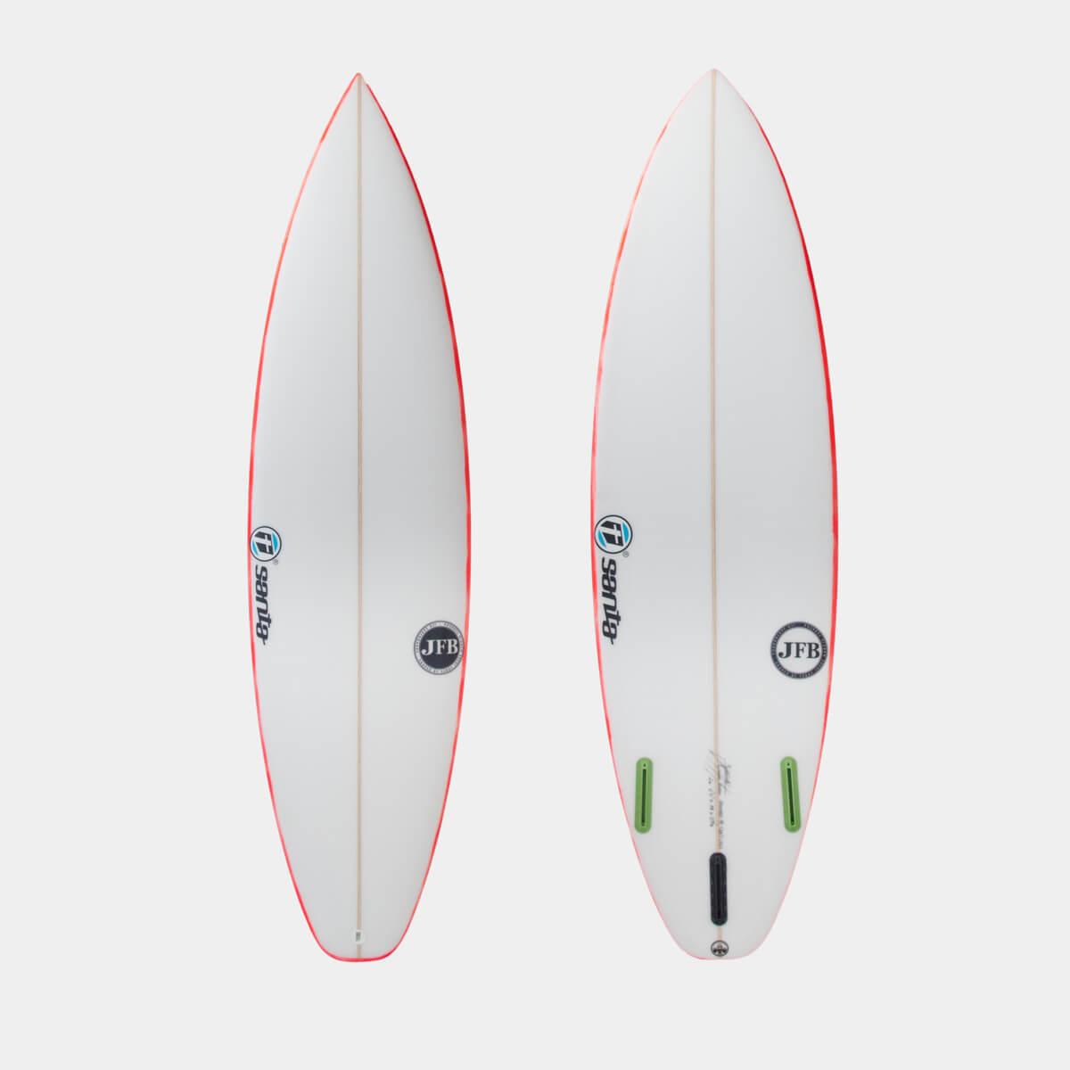 [:es]6'0 JFB/La Santa Surf Board / POLYESTER[:] 1