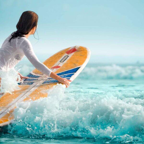 Epoxy Surfboards Rentals Lanzarote