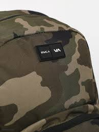 ESTATE BLACKPACK II CAMO RVCA 4