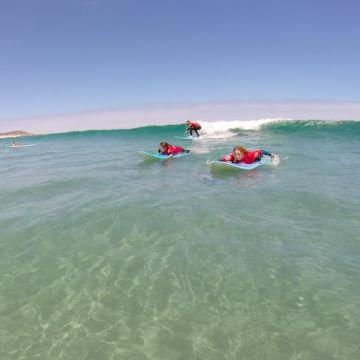 Curso de Surf en Lanzarote 5 días 2