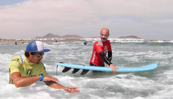 Private Surf Lessons in Lanzarote