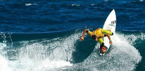 Manuel Lezcano La Santa Surf Lanzarote Canarias