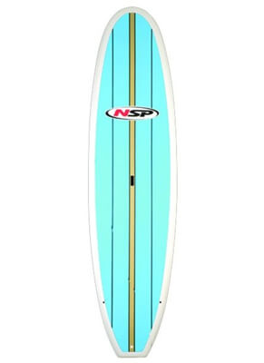 Rent Surfboard Surf Epoxy NSP Lanzarote