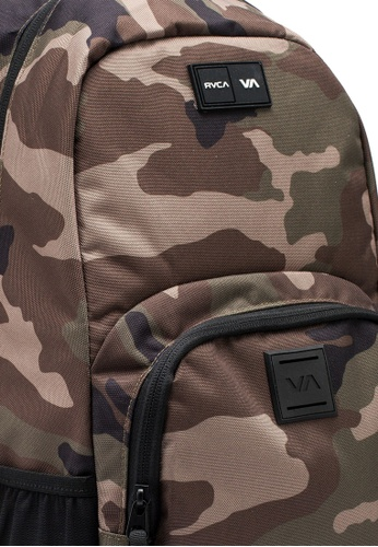 ESTATE BLACKPACK II CAMO RVCA 3