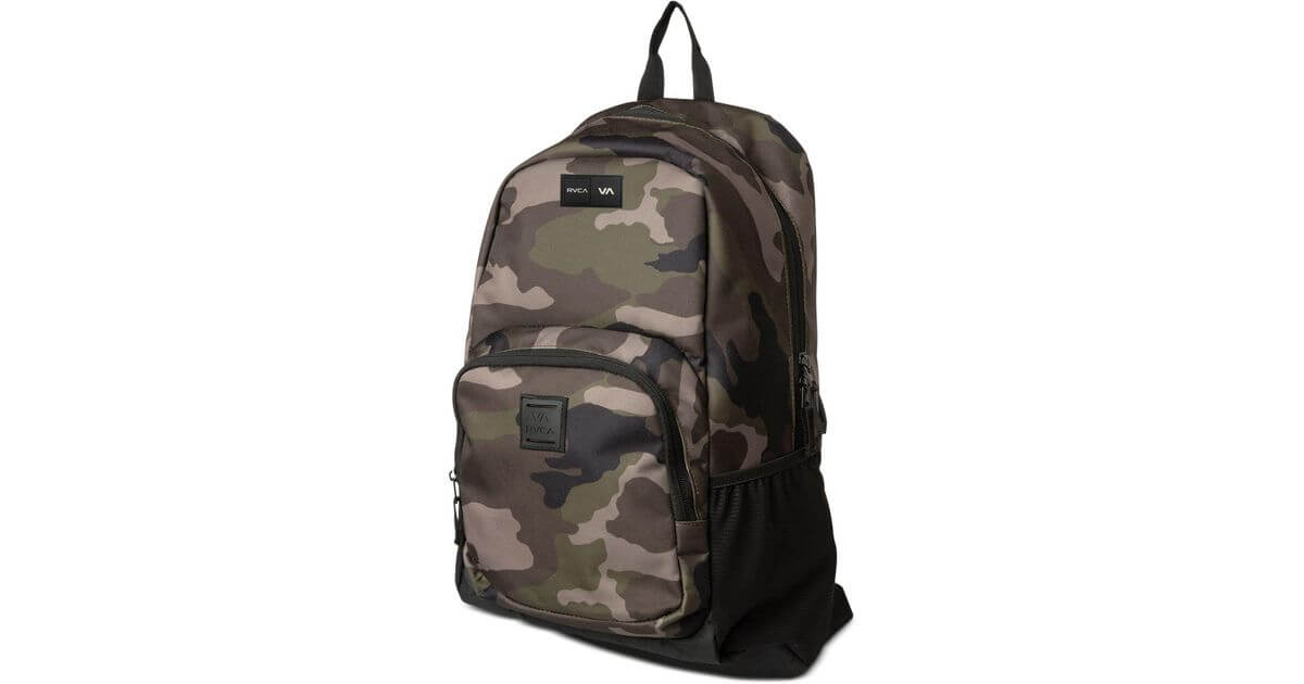 ESTATE BLACKPACK II CAMO RVCA 1