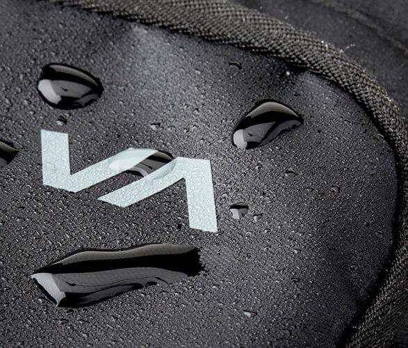 (Español) RVCA Zak Noyle Camera Bag II (Black) 6