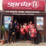 Verano intenso de Surf en Lanzarote 10